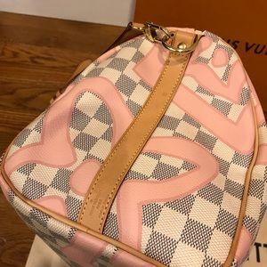 Louis Vuitton Bags - ❌SOLD❌ LOUIS VUITTON Damier Azur Tahitienne Speedy